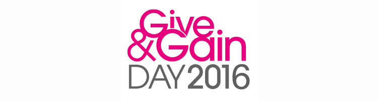 Giva & Gain Day 2016