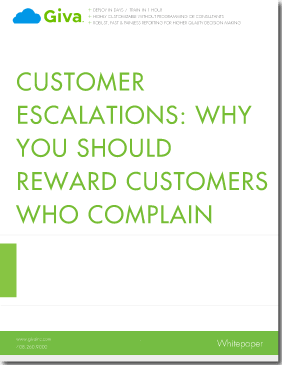Customer Escalations - Why You Should Reward Customers Who Complain