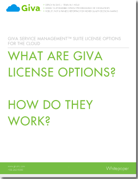 What Are Giva License Options?