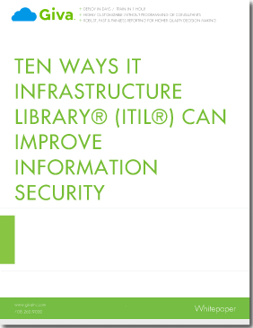 10 Ways IT Infrastructure Library (ITIL) Improves Information Security