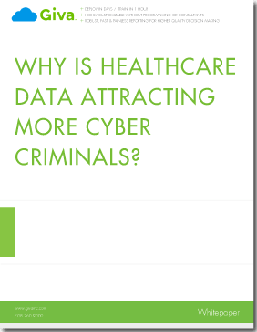 Why Is Healthcare Data Attracting More Cyber Criminals